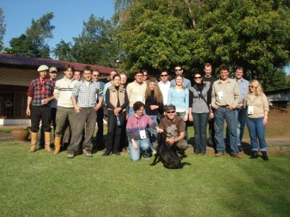 Fórum Florestal do Rio Grande do Sul se reuniu no dia 15 de agosto de 2008