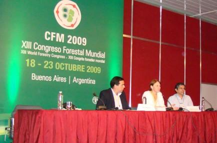 Evento do Diálogo Florestal no Congresso Mundial de Florestas foi um sucesso