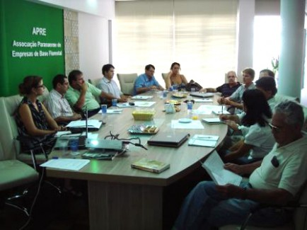 Fórum Florestal Paraná e Santa Catarina discute projeto Piloto