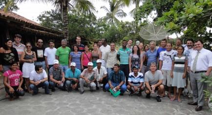 Fórum Florestal do Sul e Extremo Sul da Bahia aprova Regimento Interno