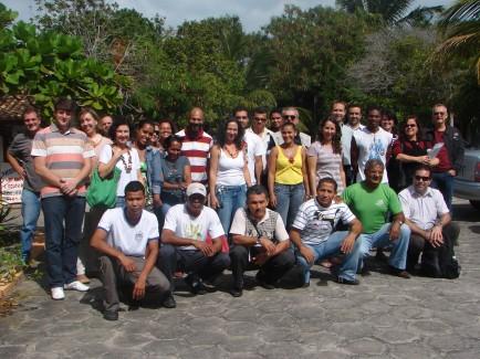 Aconteceu em Santa Cruz Cabrália a 34ª reunião ordinária do Fórum Florestal baiano