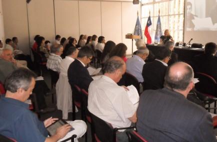 Diálogo Florestal Chileno faz intercâmbio com Diálogo Brasileiro