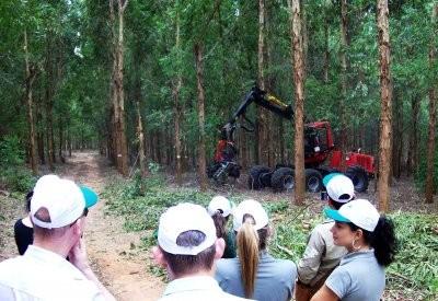 Fórum RS faz visita de campo e planeja atividades para 2013