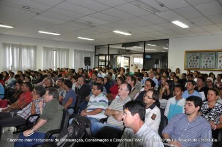 Fórum Florestal realiza Encontro Interinstitucional sobre florestas na Bahia