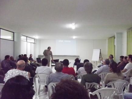 Fórum Florestal na Universidade Federal do Sul da Bahia