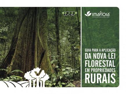 Guia explica Código Florestal para produtores rurais