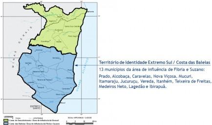 Lançado novo edital de monitoramento da cobertura vegetal no Extremo Sul da Bahia