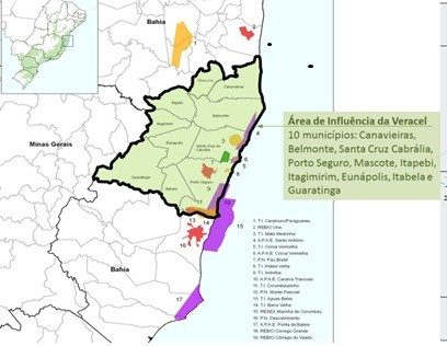 Lançados editais para monitoramento da cobertura vegetal no Extremo Sul da Bahia