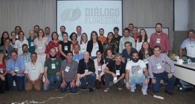 Diálogo Florestal realizou encontro nacional em Vitória, ES