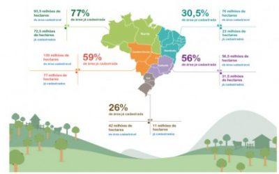 Diálogo Florestal divulga nota sobre abertura do Cadastro Ambiental Rural (CAR)