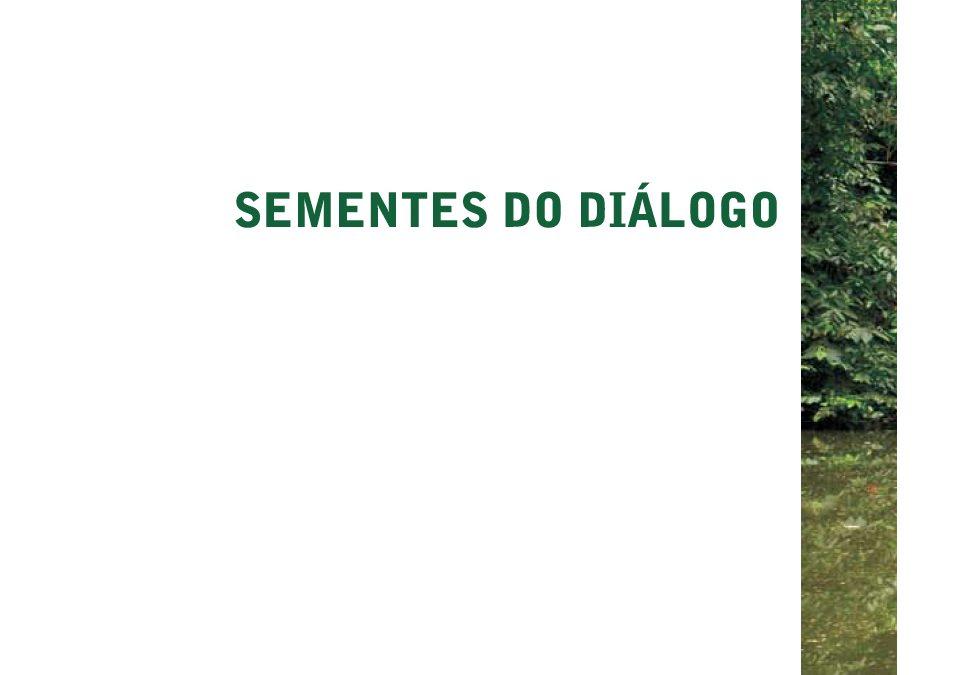 Livro Sementes do Diálogo