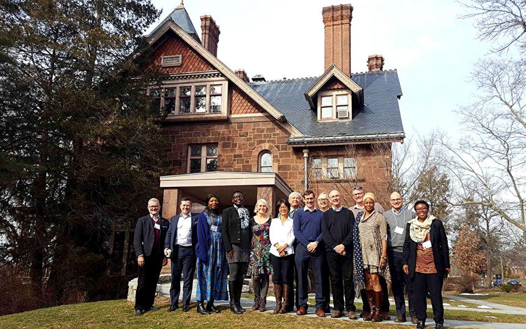 Diálogo Florestal Internacional realiza semana de atividades em Yale