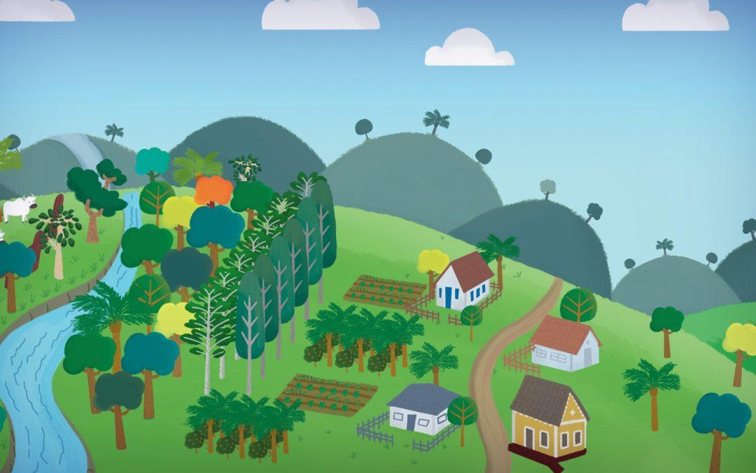 Diálogo Florestal divulga vídeo sobre Plantações na Paisagem