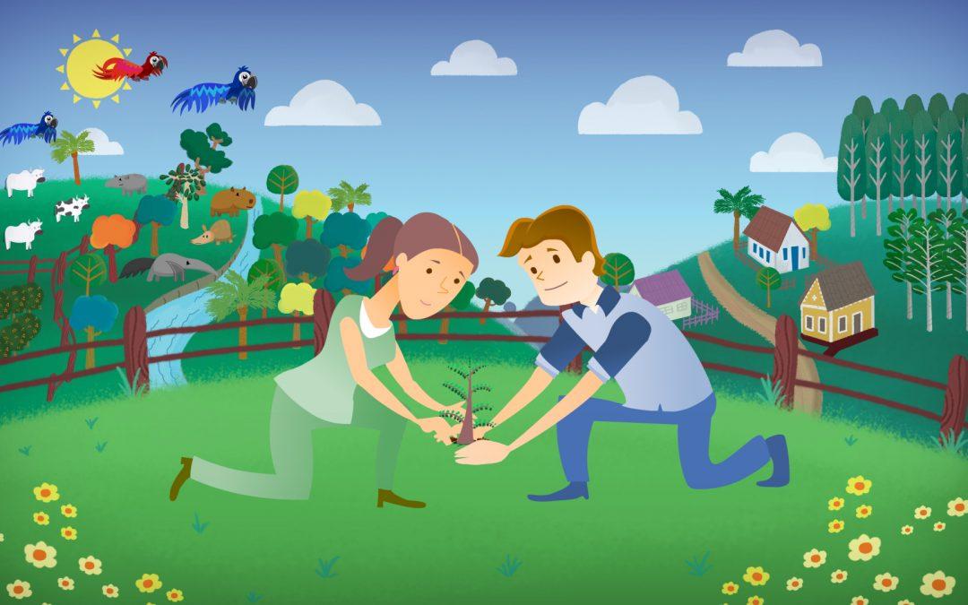 Diálogo Florestal lança vídeo animado: Dialogando a Gente se Entende