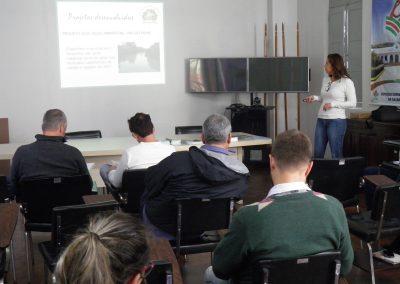 ONG Gato do Mato: trajetória e perspectivas – Andréa Tozzo Marafon – ONG Gato do Mato. Foto: Edilaine Dick.