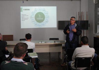 Projeto VERENA - Valorização Econômica do Reflorestamento com Espécies Nativas - Claudio Pontes - Programa Florestas do WRI Brasil. Foto: Edilaine Dick.
