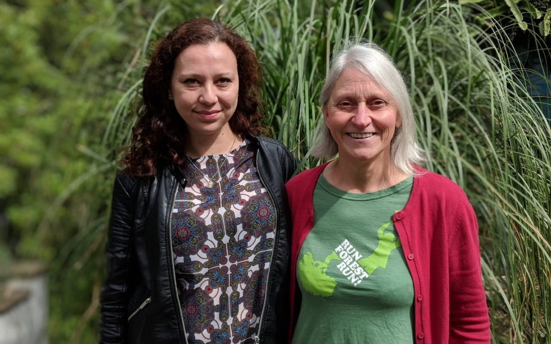 Diálogo Florestal tem nova Secretária Executiva