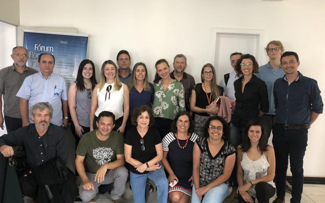 Fórum Florestal Mineiro discute planejamento de paisagens e recuperação do rio Doce