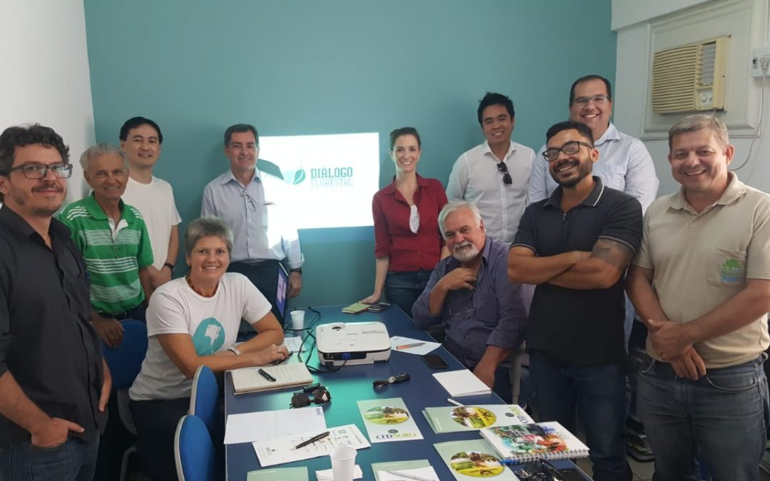 Fórum Florestal Capixaba tem nova liderança e discute caminhos futuros