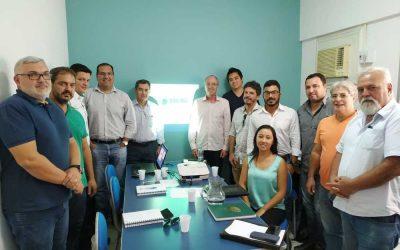 Primeira reunião do Fórum Florestal Capixaba com CEDAGRO na coordenação