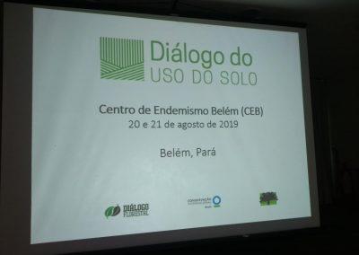Diálogo do Uso do Solo na Amazonia. Foto: Fernanda Rodrigues.