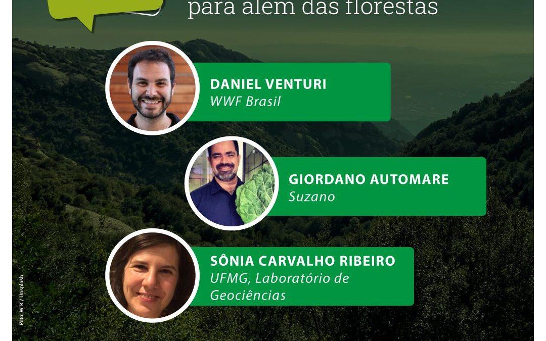 Diálogo Florestal discute paisagem para além da floresta