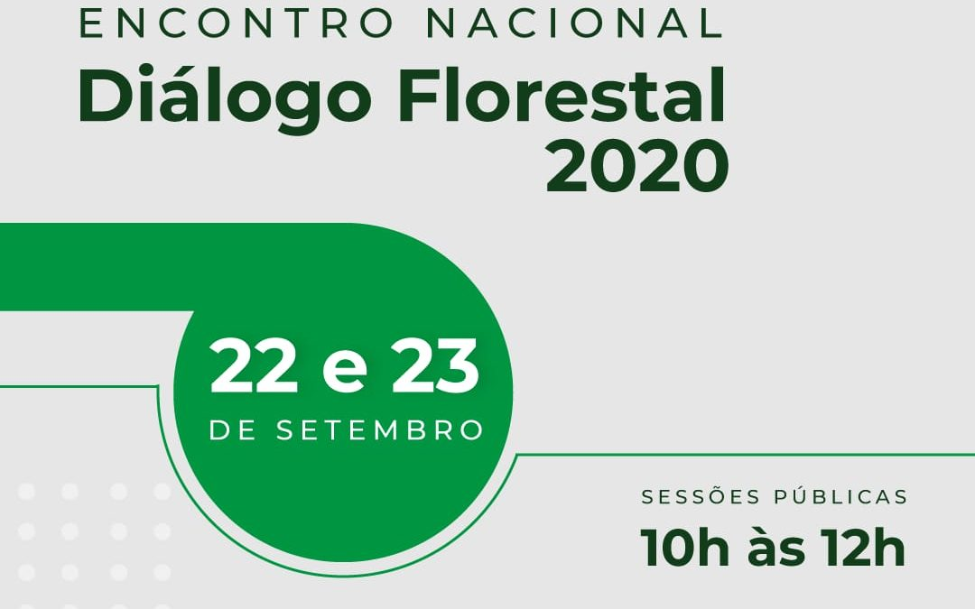 Diálogo Florestal promove Encontro Nacional