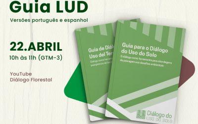 Guia Diálogo do Uso do Solo terá versões em Português e Espanhol