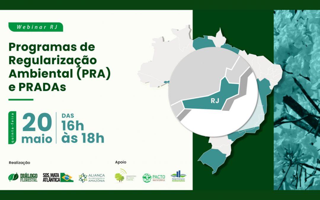 Encontro avalia como tem sido a implementação do PRA no Rio do Janeiro