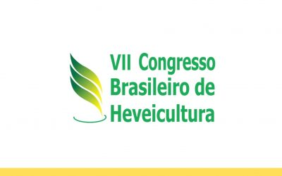 Diálogo Florestal apoia Congresso Brasileiro de Heveicultura