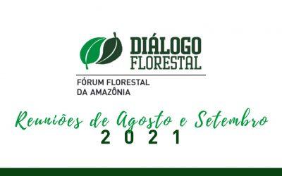 Fórum da Amazônia realiza reuniões em agosto e setembro