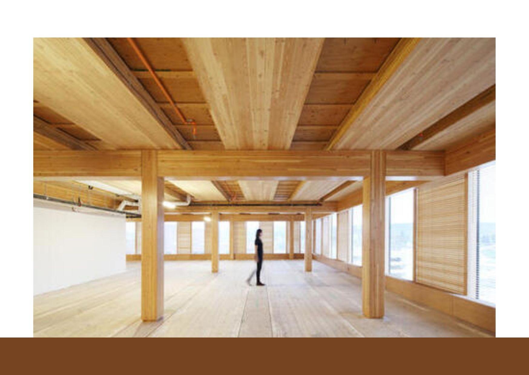 Futuro dos produtos de madeira