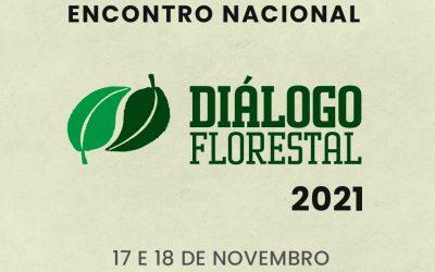 Encontro Nacional do Diálogo Florestal será realizado em novembro