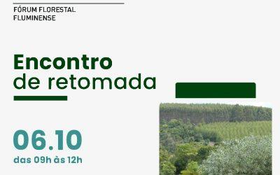 Fórum Florestal Fluminense realiza encontro de retomada, participe!