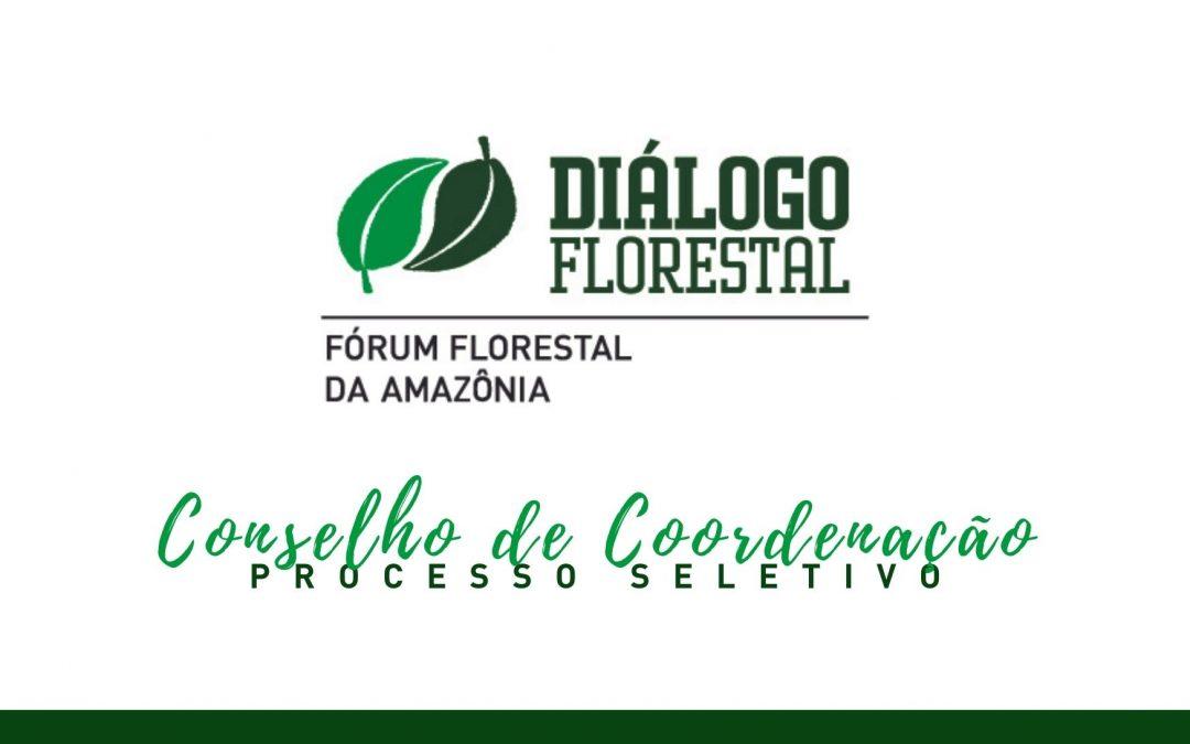 Fórum Florestal da Amazônia abre vagas para formação do Conselho de Coordenação